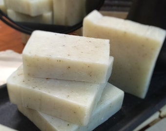 APRICOT FREESIA Handmade Vegan Shea Butter Soap