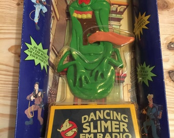 The Real Ghostbusters Slimer Radio