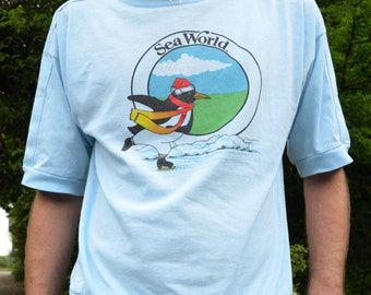 Early 1980's Sea World Shirt