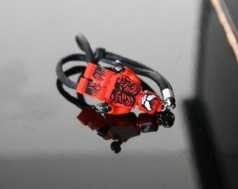 Lego Bracelet (Carnage)