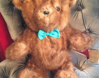Mink Fur Teddy Bear