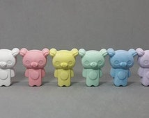 Teddybear Decorative Diffuser/Car freshener (set of 2)