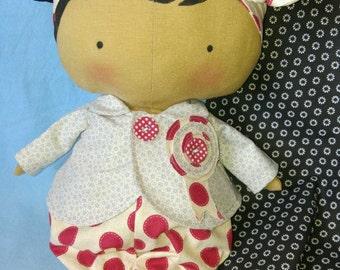 (35 cm) Tilda doll