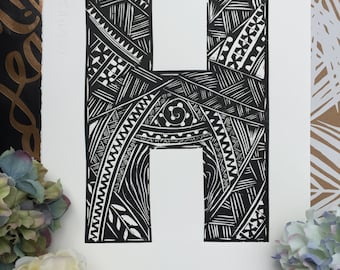 H for Hamish