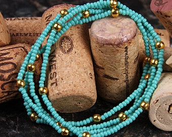 Set of 3 beaded bracelets Mix and Match!
