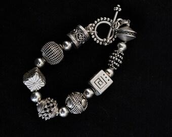 Bali Silver Bracelet