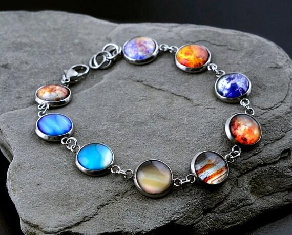 solar system bracelet - photo #6