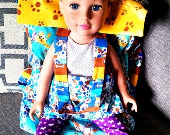 Doll Carrier Backpack