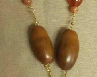 XBN5 Acorn Necklace