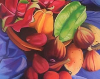 Tropical Jewels - Limited Edition Fine Art Print