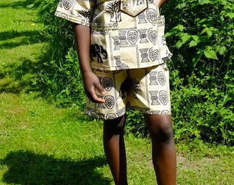 boy's african outfit