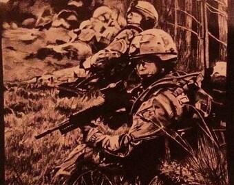 RAF Regiment Soldier