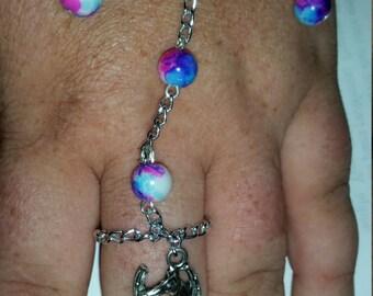 Horse, Simple Slave Bracelet