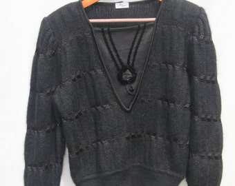 Vintage 1980's Mohair sweater
