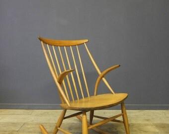 Rocking Chair - Illum Wikkelso, Danish