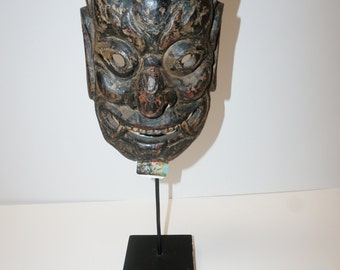 19th Century Chinese Mask