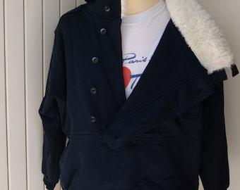 'CAMPS' destructure vintage Sweatshirt