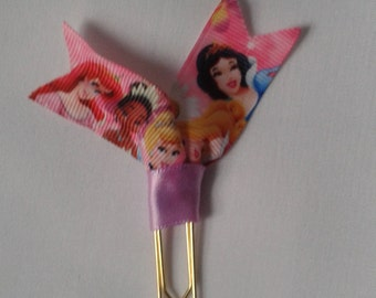 Disney Princess decorative planner clip, paper clip, book mark