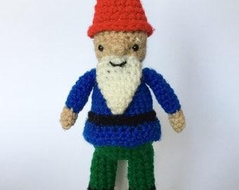 Gnome Amigurumi