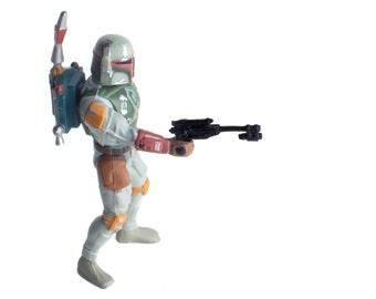Kenner Star Wars: Boba Fett Action Figure - 1995