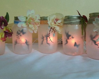 Captured Fairy Lanterns