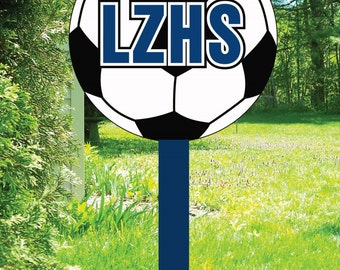 Soccer Booster Yard Sign