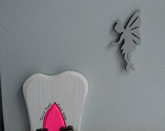 1 opening irish tooth fairy door kit fairie faerie door kit, fairy door that open handmade personalized gift pixie