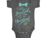 Liberace- Infant Fine Jersey Bodysuit
