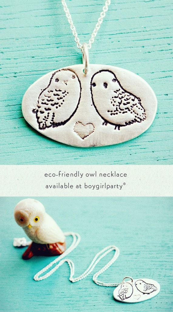 Gift for Her - Owl Necklace - Snowy Owl Jewelry, Unusual Jewelry, Owl accessories, owl necklace jewelry, teen jewelry for teens, girly gifts