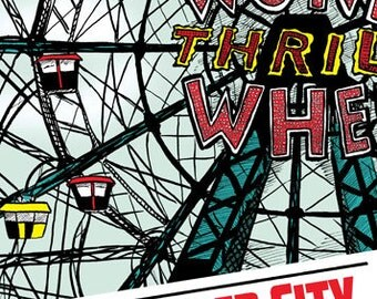The Wonder City Volume 1: The Great Whale of Coney Island