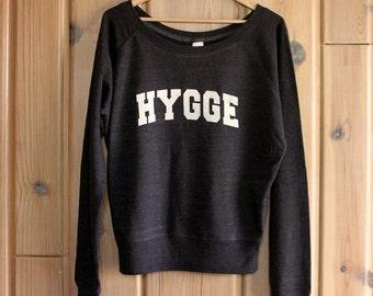 Hygge Sweatshirt-juniors fit