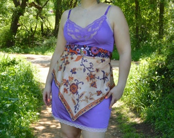 Rubypearl Peacemaker Slip Dress