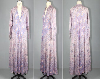 india dress / gauze / hippie / festival dress / ADINI vintage bohemian dress