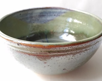 Ceramic Bowl/ Soup Bowl/ Stoneware Bowl/ Salad bowl/ Serving Bowl/ Gift For Her/ Ready to send
