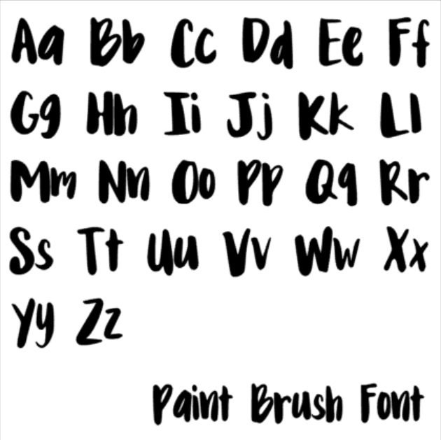 how to add google fonts to paint
