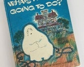Vintage 1966 What's A Ghost Going To Do? By Jane Thayer Illustrated Seymour Fleishman