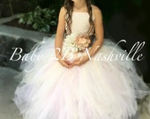 Vintage Dress Blush Dress...