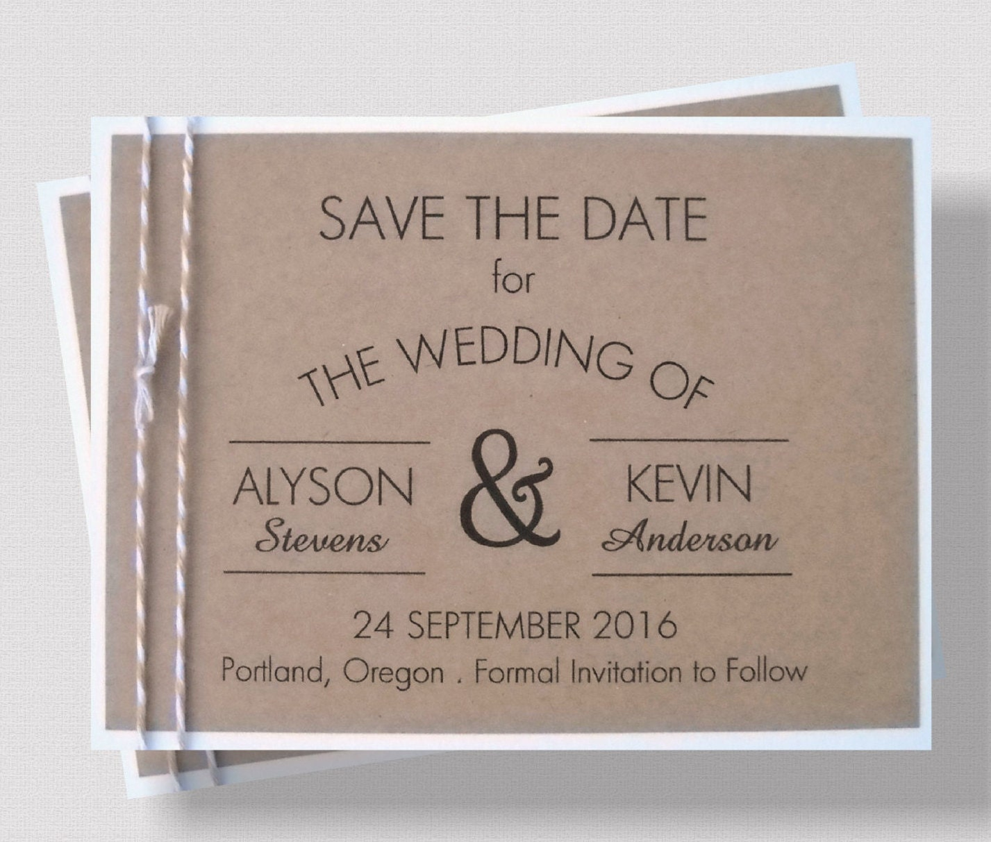 What Are Save The Date Cards: Rustic SAVE THE DATE Cards Shabby Chic Save The Date Cards