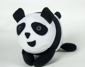 Chubby Panda Stuffed Plushie