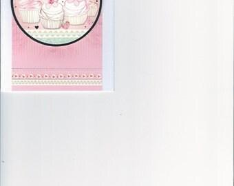 Sweet Cupcake Birthday