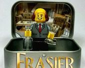 Frasier Crane - Custom Lego Minifigure Set - Frasier TV show