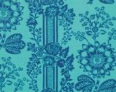Sale - 2 yards - Happy Land by Jennifer Paganelli - Candice JP068 Blue