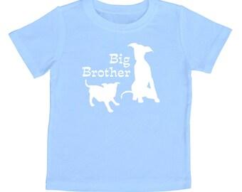 Big Brother Dog Toddler T-shirt