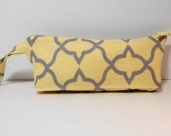 Small Clutch Bag Pocketbook Handbag Yellow Clutch Bag