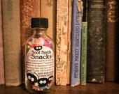 Soot Sprite Snacks - glass bottle star treats japanese japan spirits susuwatari Miyazaki Spirited Away Totoro Studio Ghibli fantasy cosplay