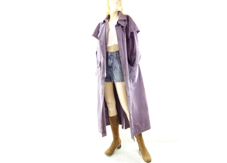 Vintage Duster Coat 114