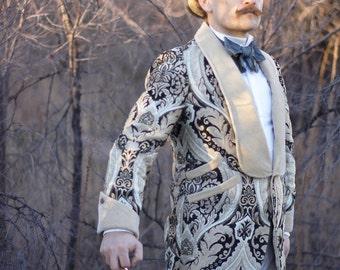 Shawl Collar Tuxedos---Custom Made--Decadence'89