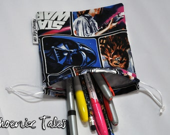 Star Wars Drawstring Pouch or Dice Bag