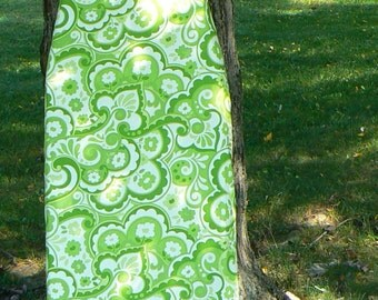 Ironing Board Cover - Cakewalk in green