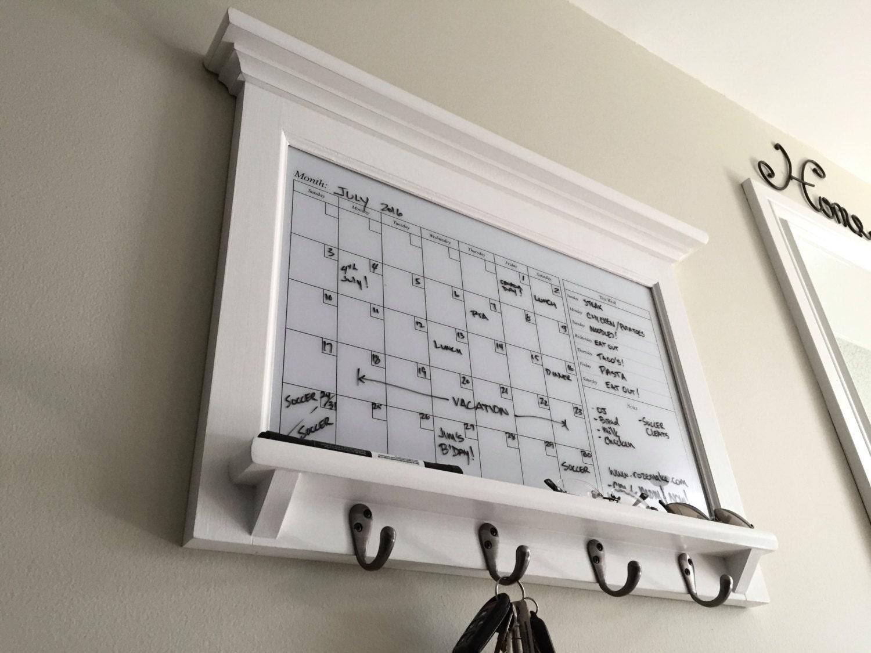 Calendar Planner Board : Family calendar organizer planner weekly